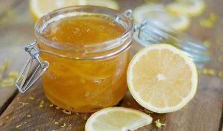 Confiture de citron au thermomix