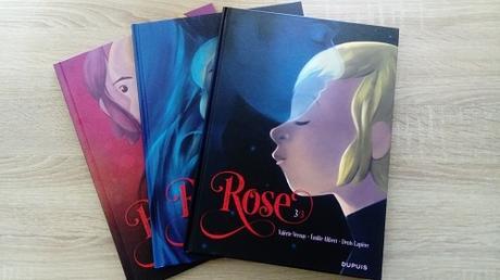 Rose tome 3/3 – Valérie Vernay, Emilie Alibert et Denis Lapière