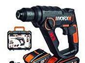 Marteau perforateur WX390.1 Worx