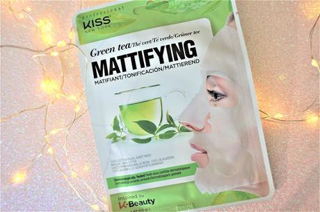 matifiant au thé vert