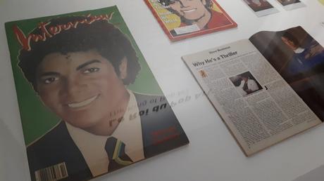 """Exposition """"Michael Jackson - On the Wall"""" - Grand Palais de Paris. 23 novembre 2018 - 14 février 2019"""