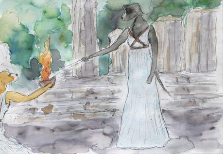 745) Avoir le feu sacré