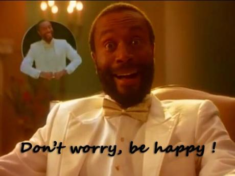 Don't worry, be happy ! Être heureux tout simplement.