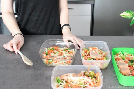 Le Meal Prep pendant 1 mois : Avis, économies réalisées et organisation