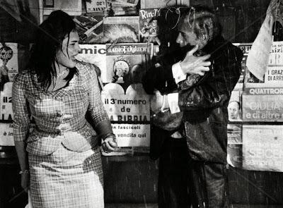 Les Recrues - La commare secca, Bernardo Bertolucci (1962)