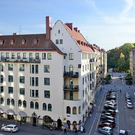 appartement suédois ville extérieur suède - blog déco - clem around the corner