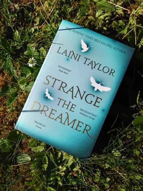 Le livre du lundi : Strange The Dreamer