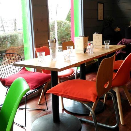 A table ! 750g pose ses fourneaux à Eragny