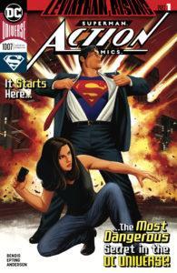 Titres de DC Comics sortis les 30 janvier et 6 février 2019