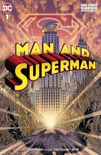 MAN AND SUPERMAN : LES 100 PAGES LES PLUS ATTENDUES DE SUPERMAN