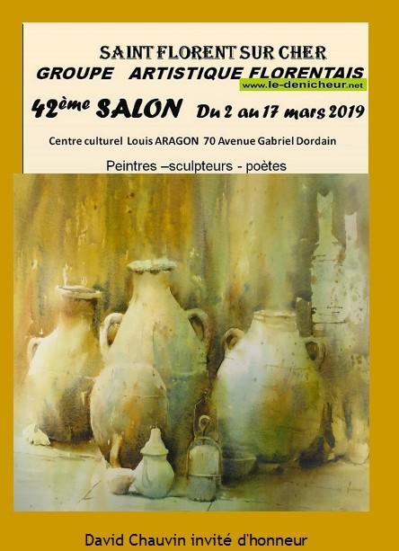 42ème salon de Saint-Florent-sur-Cher