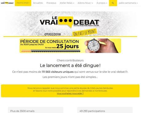 Le Grand Débat / Le Vrai Débat