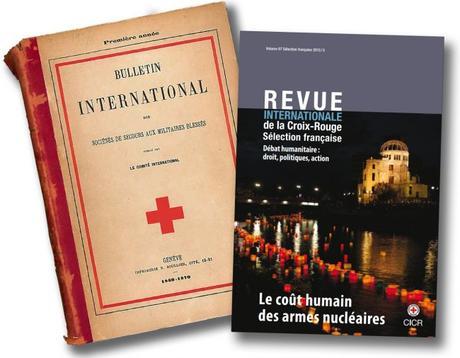 [VIDEO] «Conversation avec…» Vincent Bernard à l'occasion des 150 ans de la Revue internationale de la Croix-Rouge