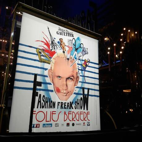 Fashion freak show jean paul gaultier folies bergère paris spectacle music hall mode