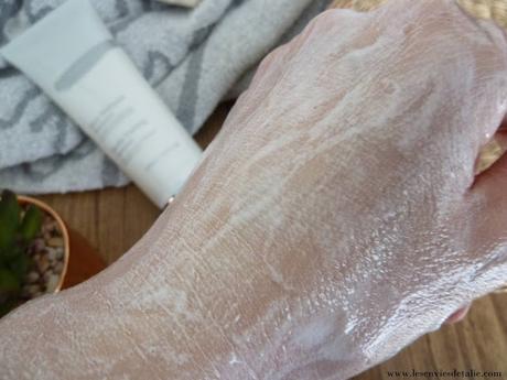 New Angance, Nettoyant visage et masque en tissu