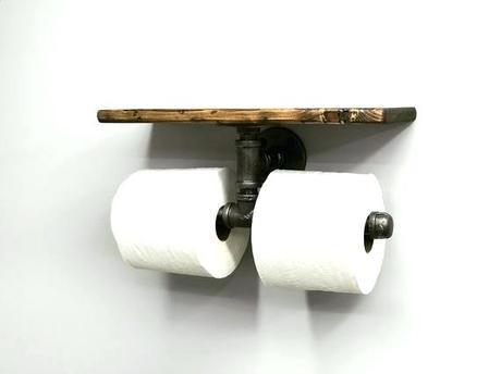 unique toilet paper holder cool toilet paper holder