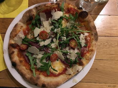 La Cerise sur la pizza