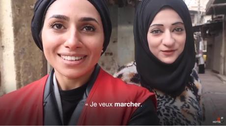 [Vidéo] Surmonter la mutilation et les blessures invisibles, la leçon de vie d'une jeune irakienne estropiée par une explosion