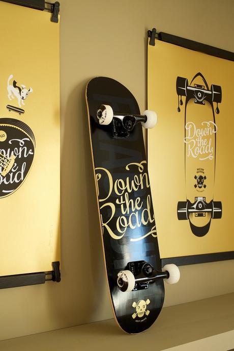 Sérigraphies Skate Pirate – Richie Jackson