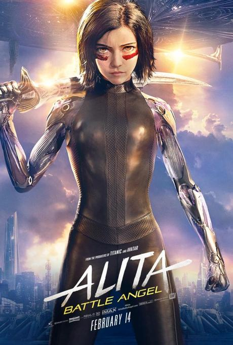 Critique: Alita-Battle Angel