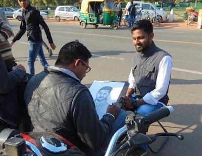 L'Inde encore, une journée à DELHI