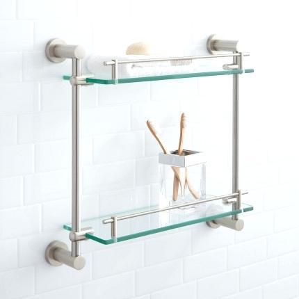 glass shower shelf tempered glass shelf two shelves glass shower shelves australia
