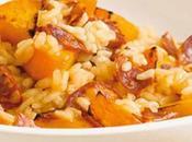 Risotto butternut chorizo cookeo