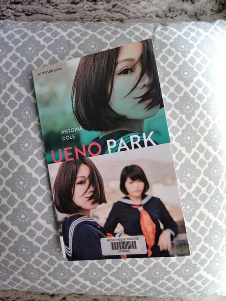Le livre du vendredi : Ueno Park