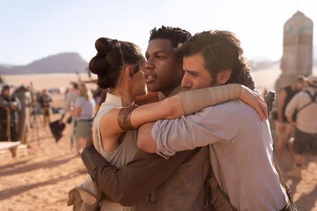 Fin de tournage pour Star Wars : Épisode IX de J.J. Abrams
