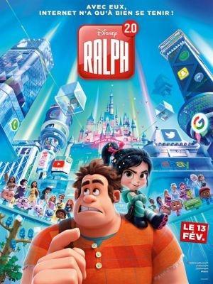 Ralph 2.0 (2019) de Rich Moore et Phil Johnston