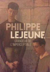 Exposition PHILIPPE LEJEUNE  » Grandeur de l'Imperceptible » Espace Richaud –  15 Février au 14 Avril 2019