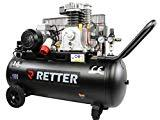 RETTER RT4100 Compresseur d'air pneumatique 100 l  - image -