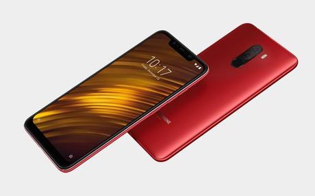 Bon Plan : le Xiaomi Pocophone F1 à 265€ au lieu de 356€ grâce à Gearbest !