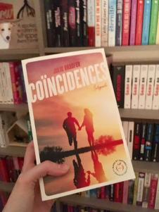 Coïncidences, de Julie Bradfer