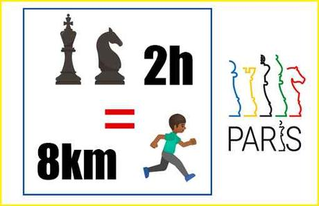 Les échecs, sport additionnel pour les JO de Paris 2024