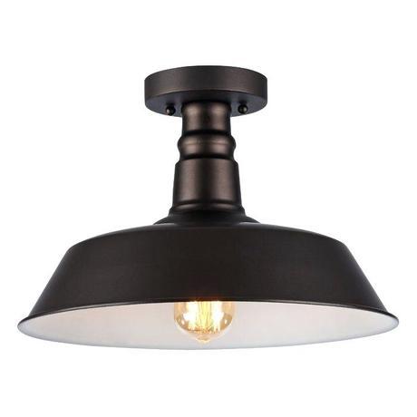farmhouse flush mount lighting 1 light semi flush mount modern farmhouse flush mount ceiling light