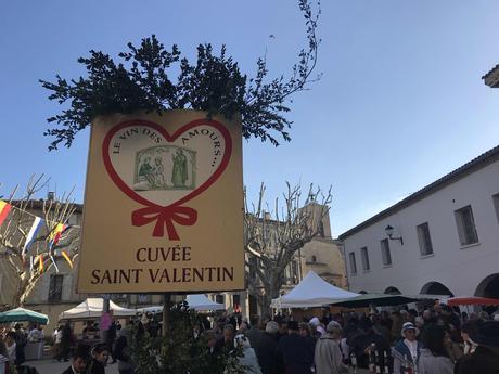 Saint Valentin dans mon village (et gilets jaunes) #Gard
