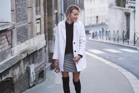L'hiver Manteau Paperblog Pour Manteau Blanc byY7vf6g