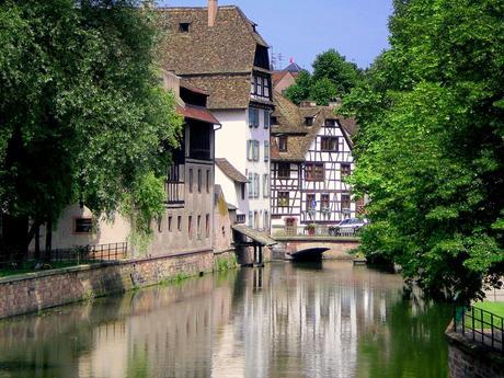 Podcast sur la Petite-France, Strasbourg