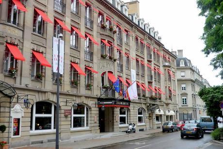 Hôtel du Parc à Mulhouse © French Moments