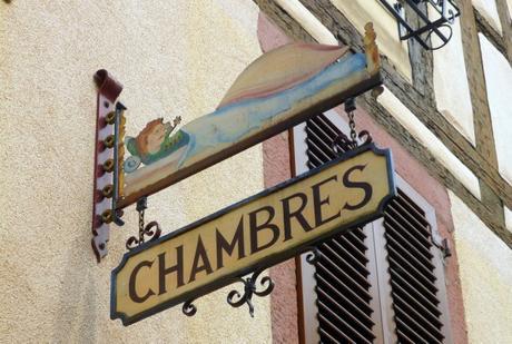 Où dormir en Alsace (Chambres à Kaysersberg) © French Moments