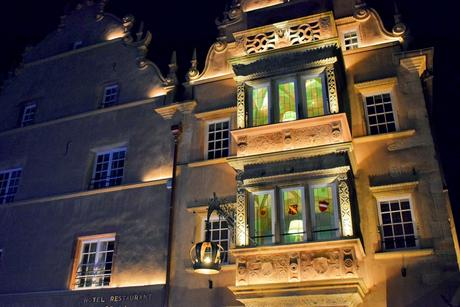 Hôtel de la Couronne à Ensisheim © French Moments