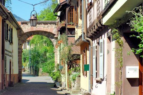 Rue des Forgerons Kaysersberg