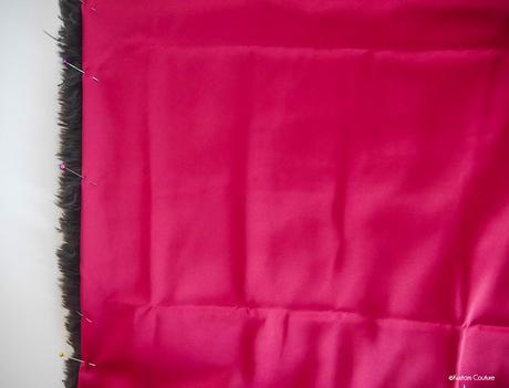 Créer un châle en fausse fourrure à porter pour un mariage | Kustom Couture
