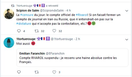 #Rivarol suspendu ? Tant mieux ! 😊 #antisemitisme