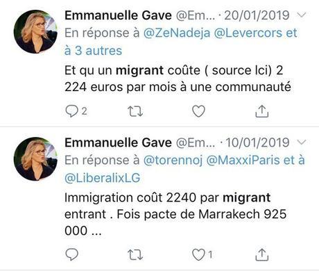 Emmanuelle Gave (de #DLF) est un être exquis