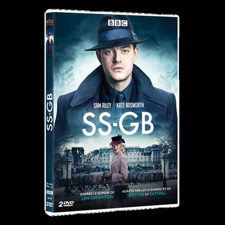 CHRONIQUE DVD : SS-GB la mini-série