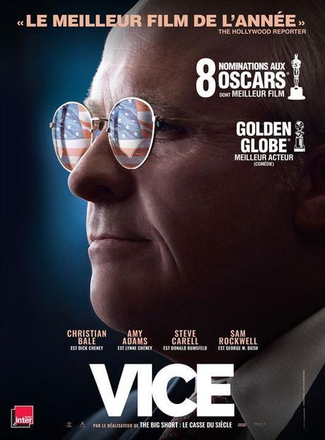 Vice : Affiche