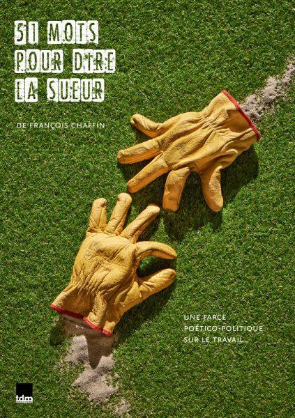 51 mots pour dire la sueur, afiche © Timor Rocks