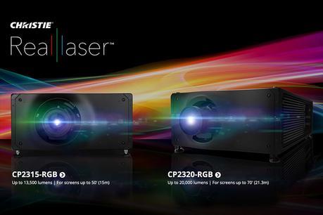 Christie lance un vidéoprojecteur laser 2K compact pour le cinéma